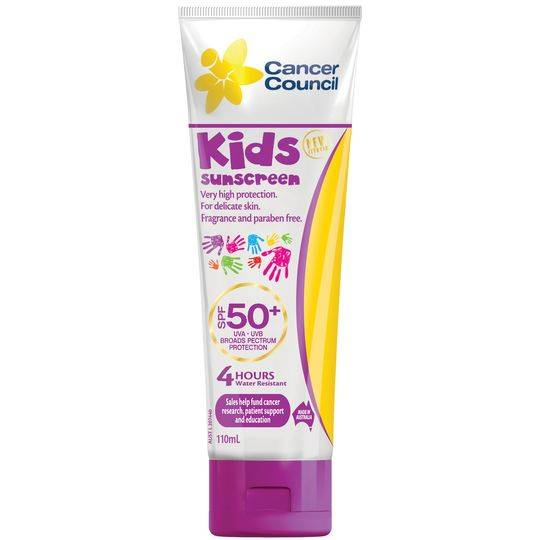 Cancer Council Kids Spf 50+ Sunscreen