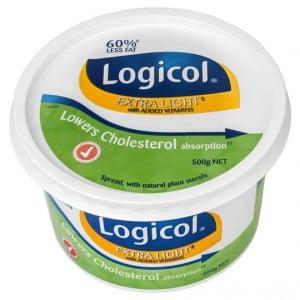 Logicol Margarine Spread Extra Light
