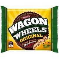 Arnott's Wagon Wheels Coated Original