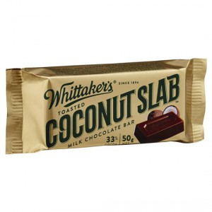 Whittakers Coconut Slab Milk Chocolate
