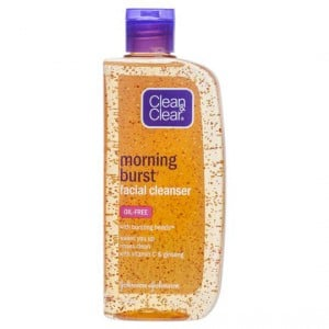 Clean & Clear Facial Cleanser Morning Burst