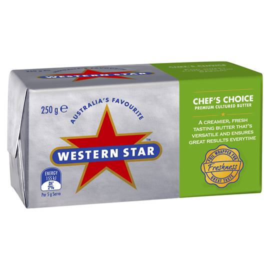 Western Star Continental Unsalted Butter