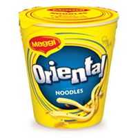 Maggi Oriental Noodle Cup