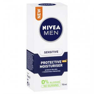 Nivea For Men Face Care Moisturiser Extra Soothing