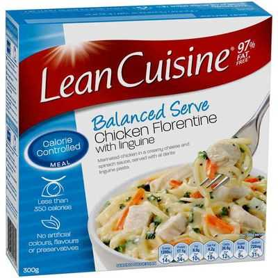 Lean Cuisine Bowl Chicken Linguine