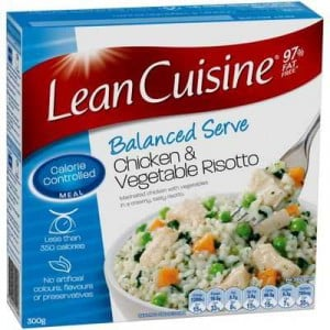 Lean Cuisine Bowl Chicken & Vegetablle Risotto