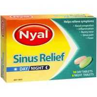 Nyal Tablets Relief Day And Night