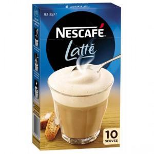 Nescafe Cafe Menu Latte