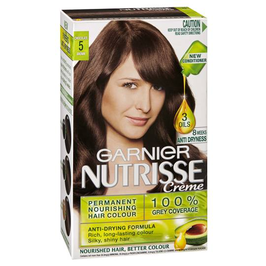 Garnier Nutrisse 5.0 Chocolate Brown
