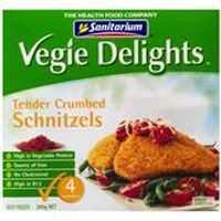 Vegie Delights Tender Crumbed Schnitzel