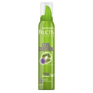 Garnier Fructis Mousse Normal Weightless Curls & Hold