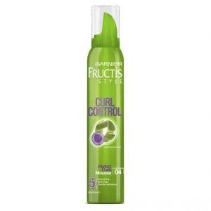 Garnier Fructis Mousse Normal Weightless Curls & Hold