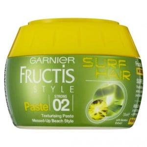 Garnier Fructis Texturising Paste For Surf Hair Strong Hold
