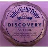 King Island Ash Brie Cheese