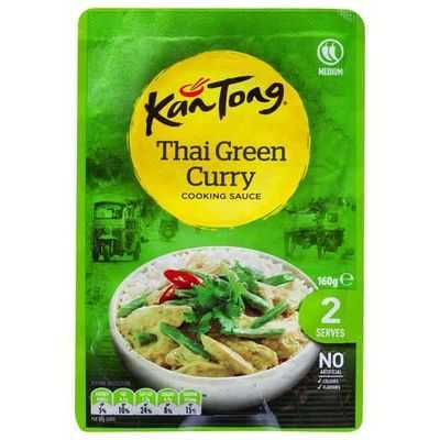 Kan Tong Inspirations Stir Fry Sauce Thai Green Curry