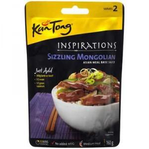 Kan Tong Inspirations Stir Fry Sauce Sizzling Mongolian