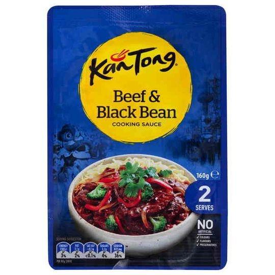 Kan Tong Inspirations Stir Fry Sauce Sizzling Black Bean