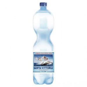 Santa Vittoria Sparkling Mineral Water