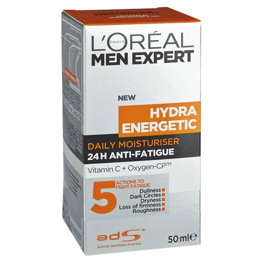 L'oreal Face Care Men Expert Moisturiser