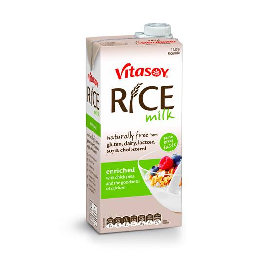 Vitasoy Enriched Rice Milk
