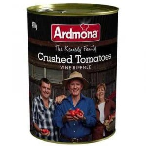 Ardmona Tomatoes Crushed