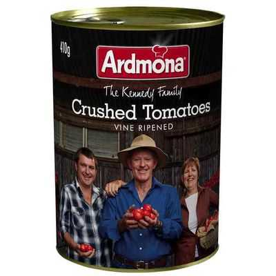 Ardmona Tomatoes Crushed