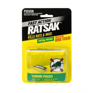 Ratsak Rat & Mouse Trap One Shot