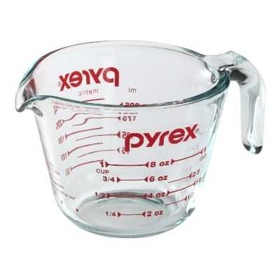 Pyrex Bakeware Measuring Jug