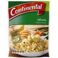 Tazzla reviewed Continental Pasta & Sauce Alfredo