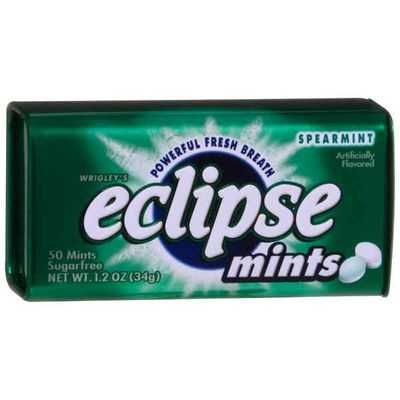 Wrigley's Eclipse Mints Spearmint