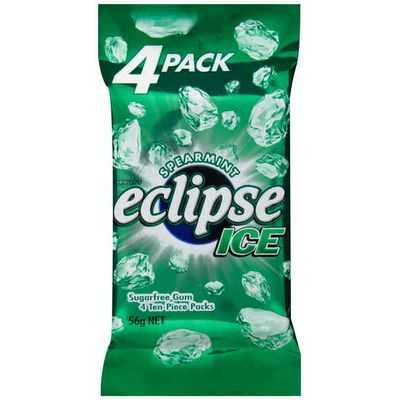 Wrigley's Eclipse Ice Sugarfree Gum Spearmint
