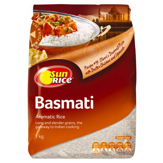 Sunrice Basmati Rice