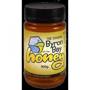 Byron Bay Original Honey
