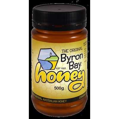 Byron Bay Original Honey