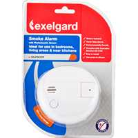 Wormald Exelgard Safety Smoke Alarm Premium Photoel
