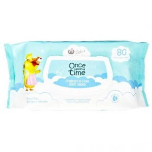 Once Upon A Time Wipes Unscented Refill