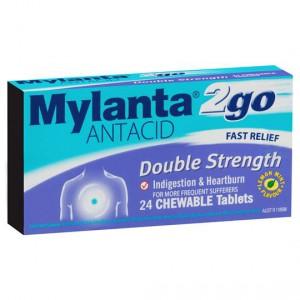Mylanta Antacids