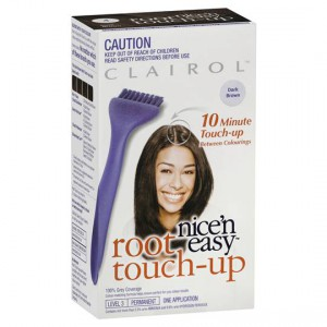 Clairol Nice N Easy Root Touch-up 4 Dark Brown