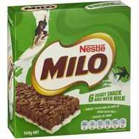 Nestle Milo Energy Snack Bar With Milk
