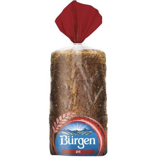 Burgen Bread Traditional Rye