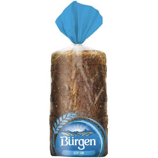 mom265281 reviewed Bürgen Bread Soy & Linseed