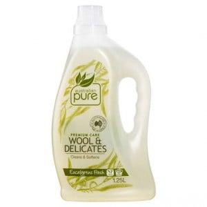 Natures Organics Wool Wash Australian Pure Woollens/delic