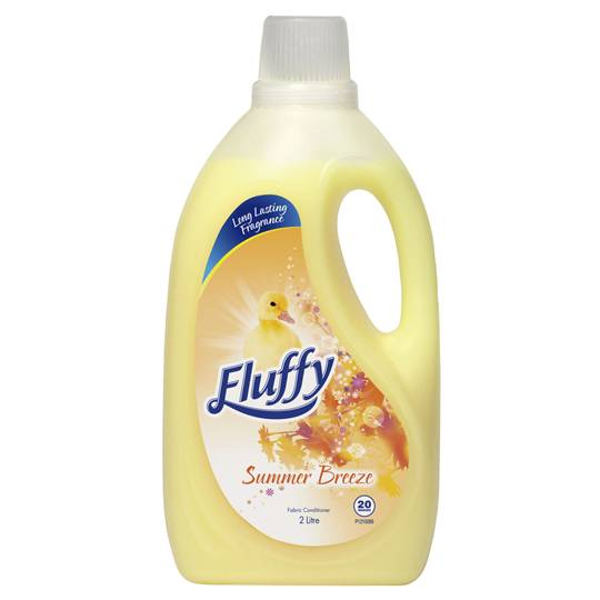 Fluffy Fabric Softener Summer Breeze