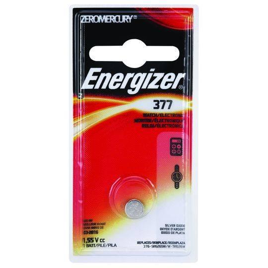 Energizer Button Battery 1.5v 377bp