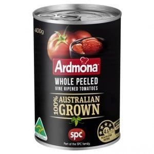 Ardmona Tomatoes Whole Peeled