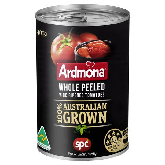 Ardmona Tomatoes Whole Peeled