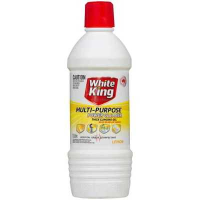 White King Multipurpose Power Cleaner Lemon