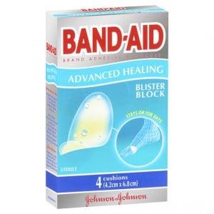 Band-aid Gel Strip Blister Block Healing