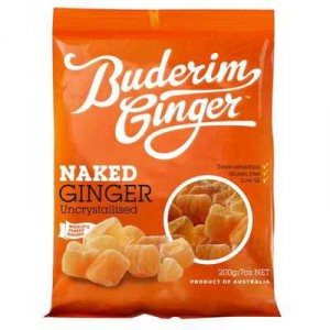 Buderim Ginger Naked