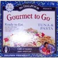 St Dalfour Fish Gourmet Tuna & Pasta